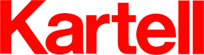 Logo brand Kartell noleggio arredi