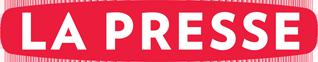 Logo brand La Presse