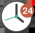 orologio-24h