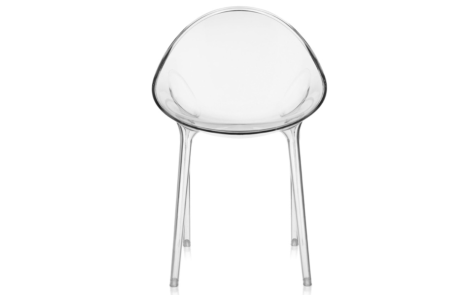 Sedia Mr. Impossibile di Kartell - Trasparente - Rental Design