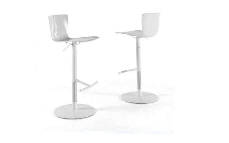 Colico Design Sgabelli.Sgabello Hip Ss Di Colico Design Bianco Altezza