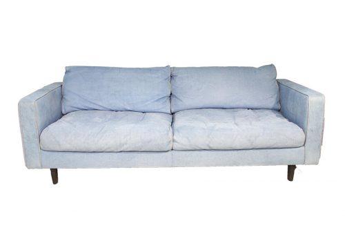 l divano Stoccolma di Baxter a noleggio